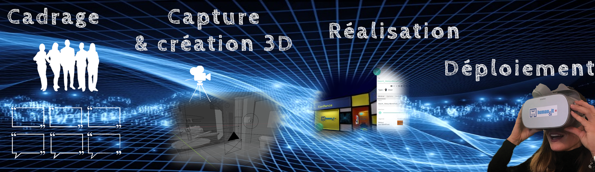 Gamification & Expérience immersive XR