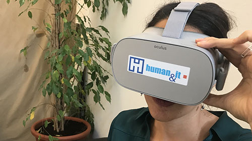 VR - Expériences immersives - Human & IT