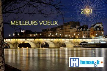 Vœux Human & IT